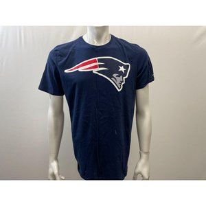 The Nike Tee Men's Blue Athletic Cut New England